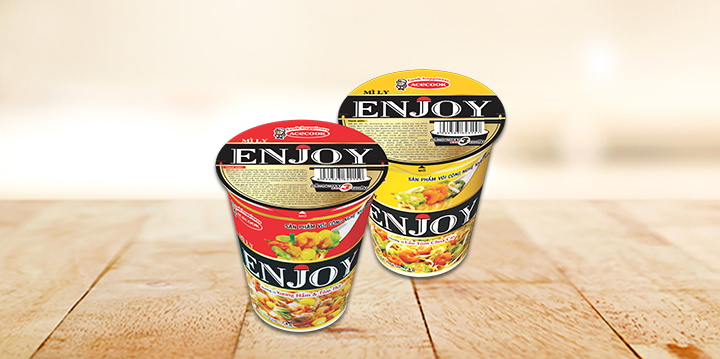 Enjoy Cup Noodle