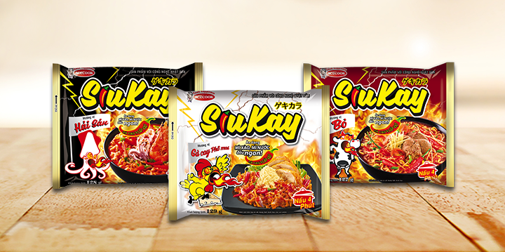SiuKay Instant Noodle